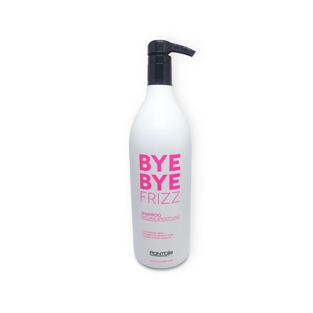 Shampoo Bye Bye Frizz Professional 1L - Ponto 9