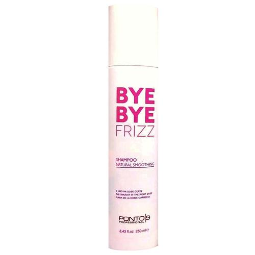 Shampoo Bye Bye Frizz 250ml - Ponto 9