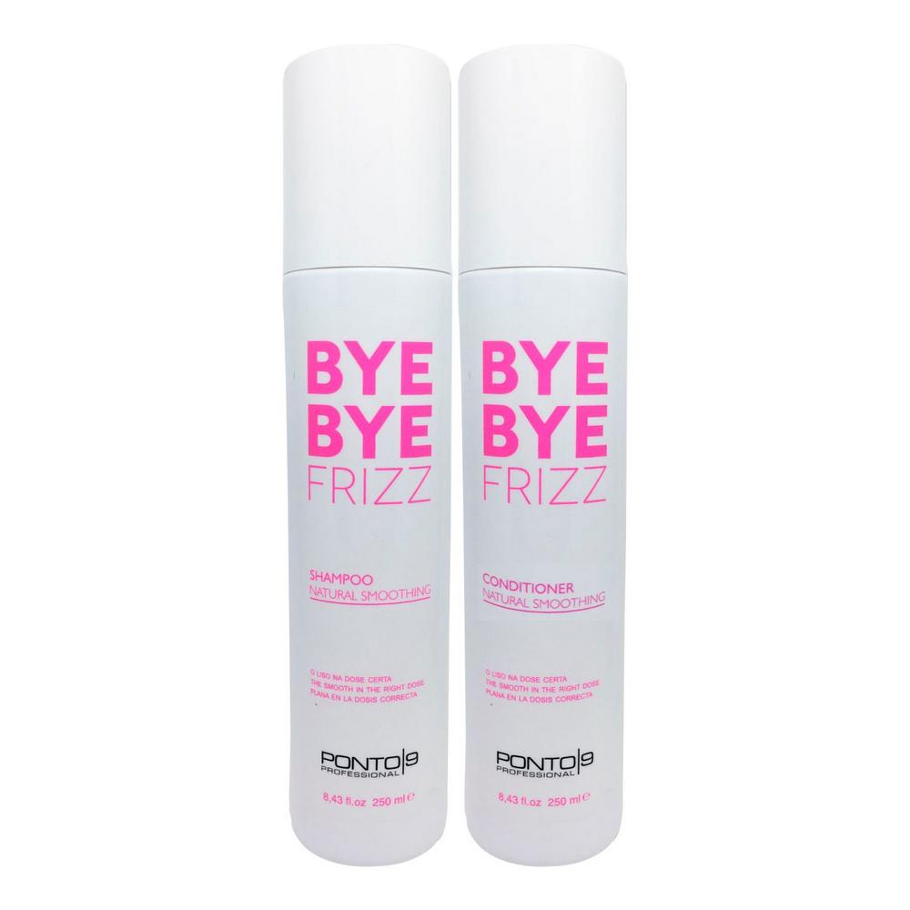 Shampoo e Condicionador Bye Bye Frizz - Ponto 9