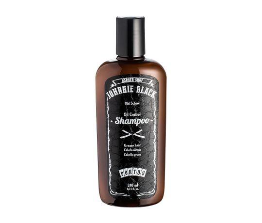 Shampoo Oil Control 240ml - Johnnie Black