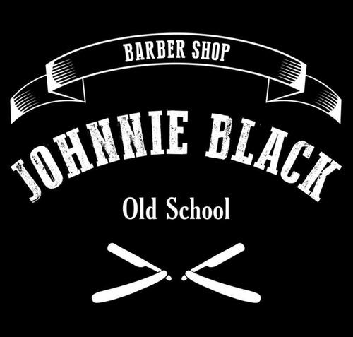 Shave Cream Creme Deslizamento Lâmina 180ml - Johnnie Black