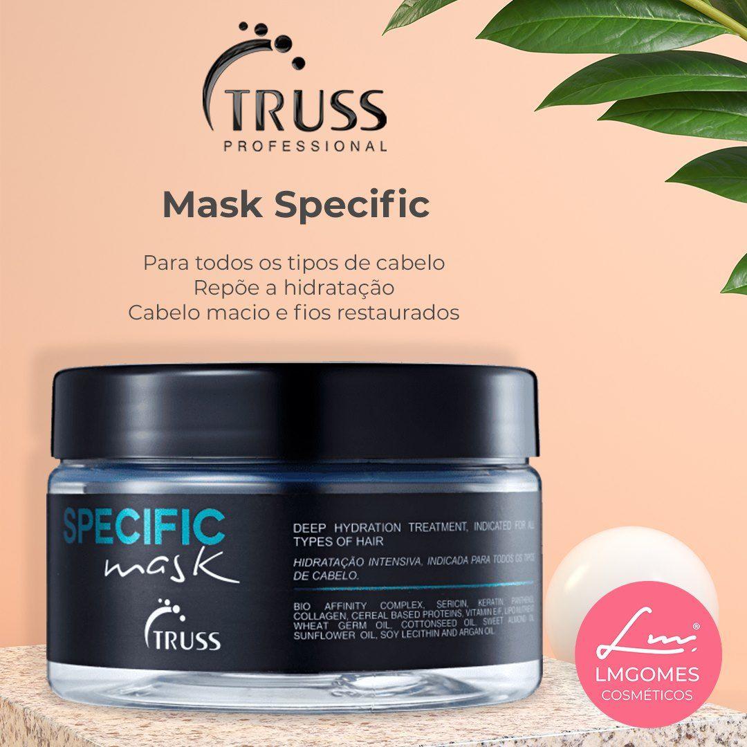 Truss Specific Mask 180g - Máscara Capilar