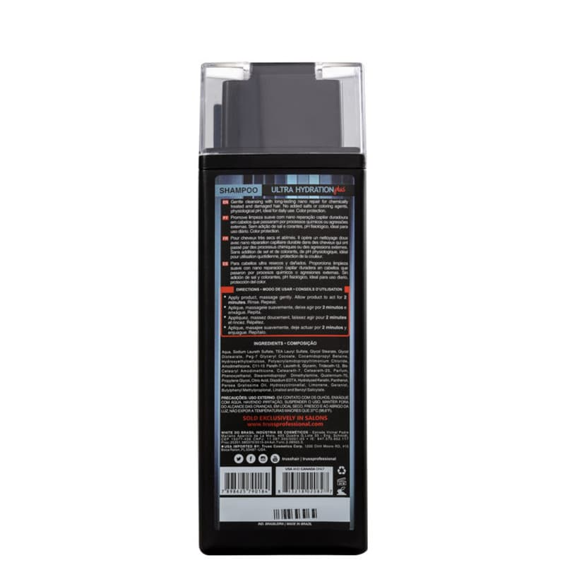 Truss Ultra Hydration Plus Shampoo 300ml