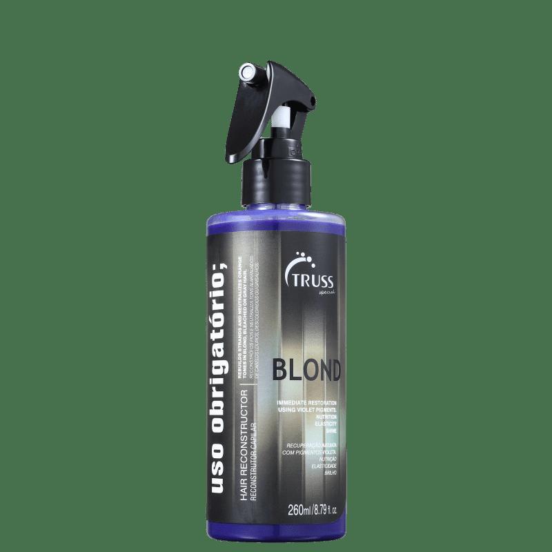Uso Obrigatório Blond 260 - Reconstrutor