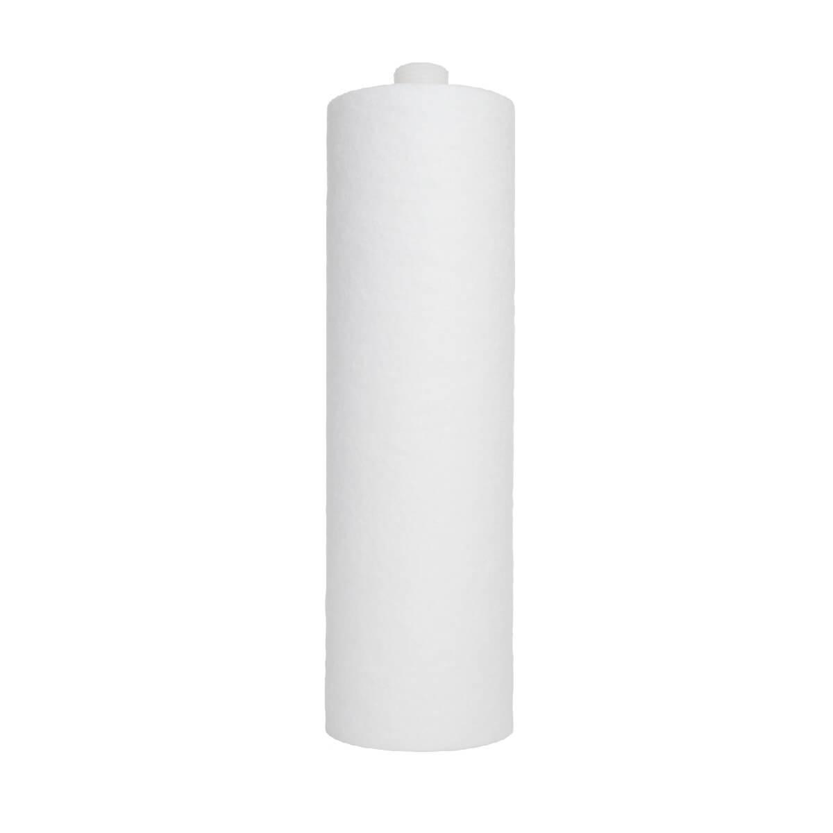 "Refil de Polipropileno para filtros de 10"" com rosca Ravena WP 230P"