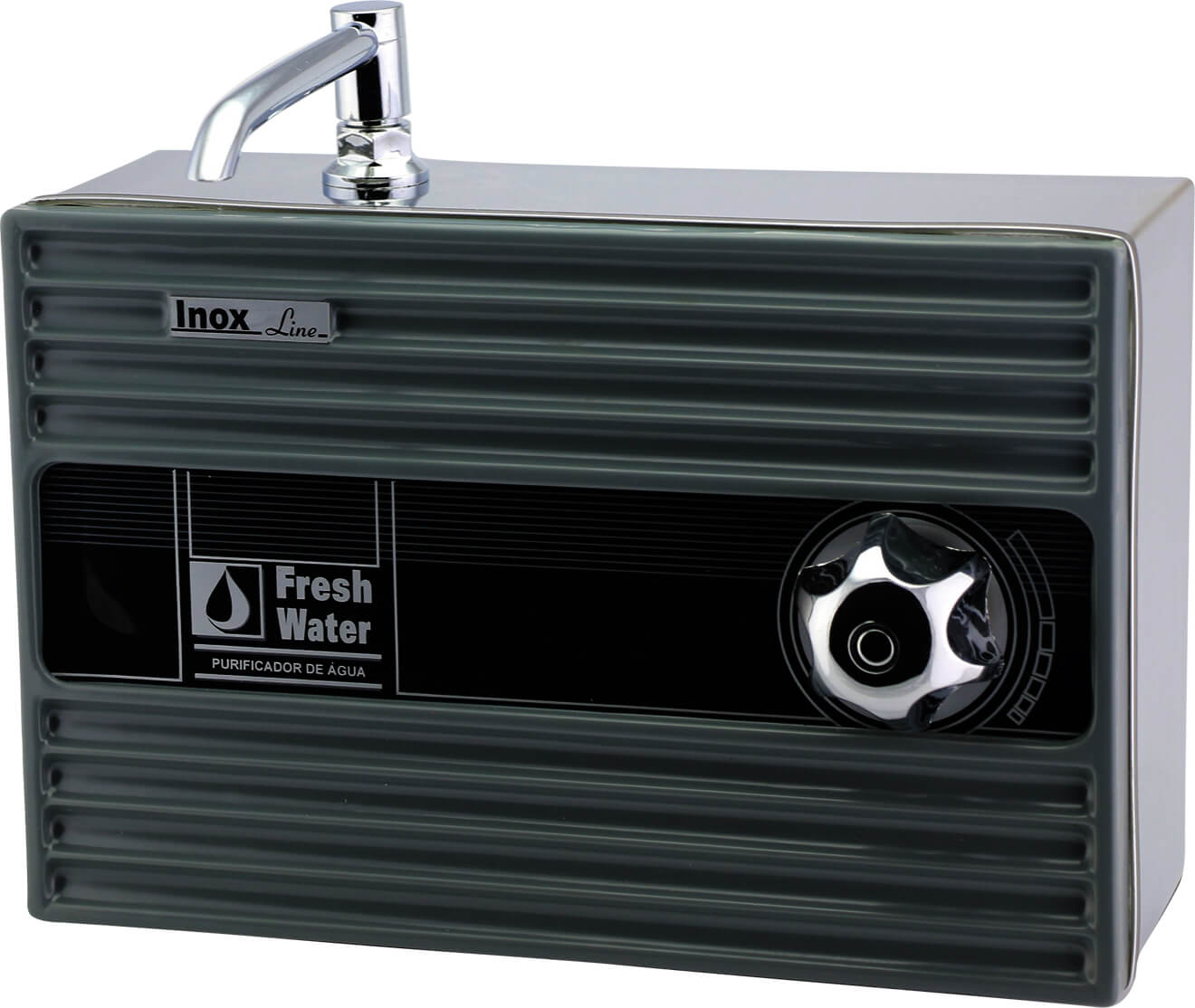 Filtro e Purificador para água Ravena Fresh Water Inox Line