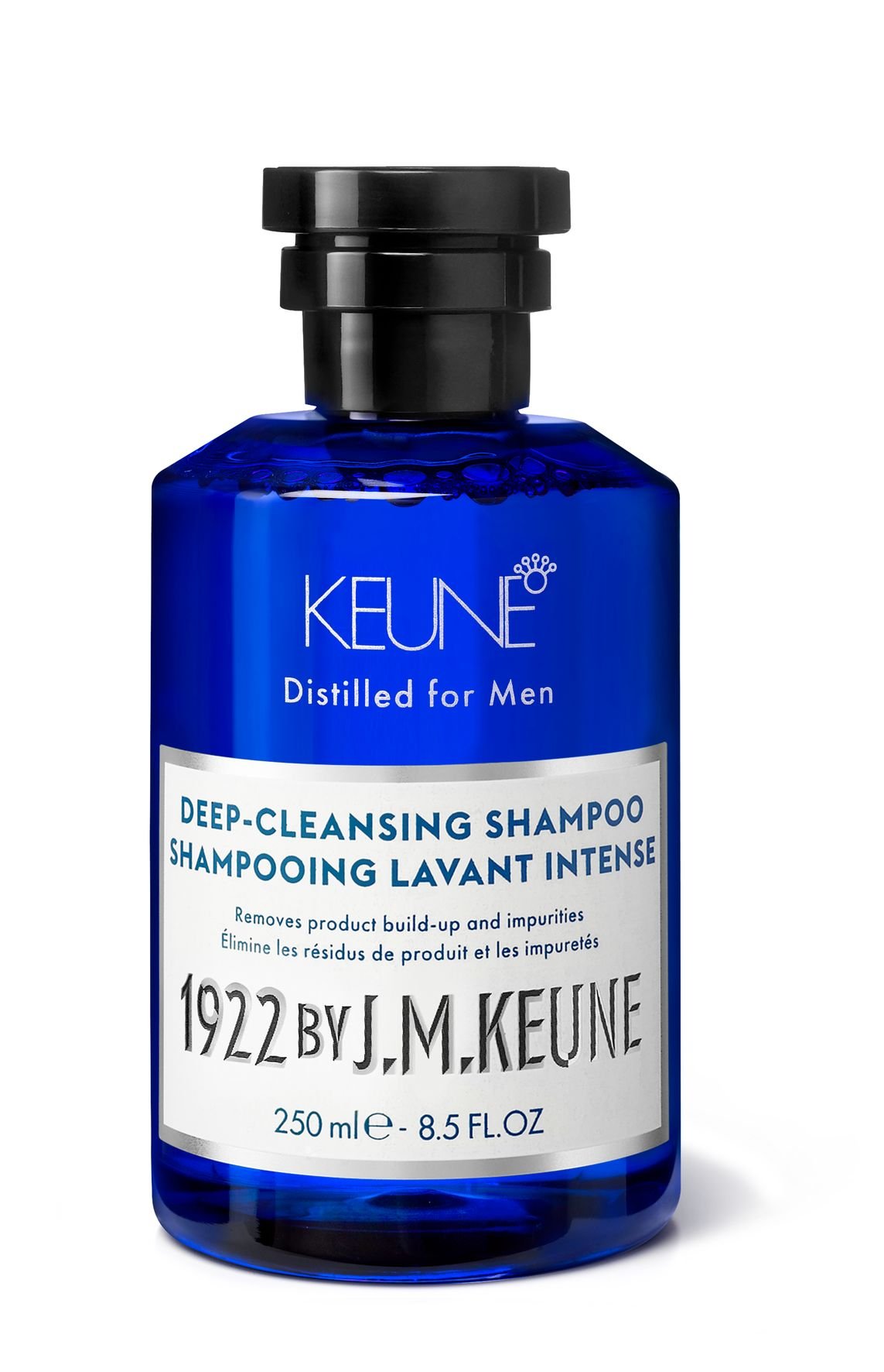 1922 BY J.M. KEUNE DEEP-CLEANSING SHAMPOO