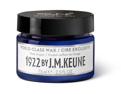1922 BY J.M. KEUNE WORLD-CLASS WAX