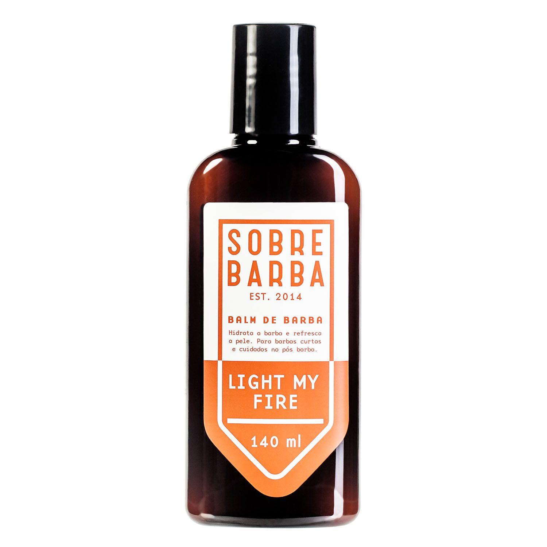 BALM DE BARBA SOBRE BARBA LIGHT MY FIRE 140ml