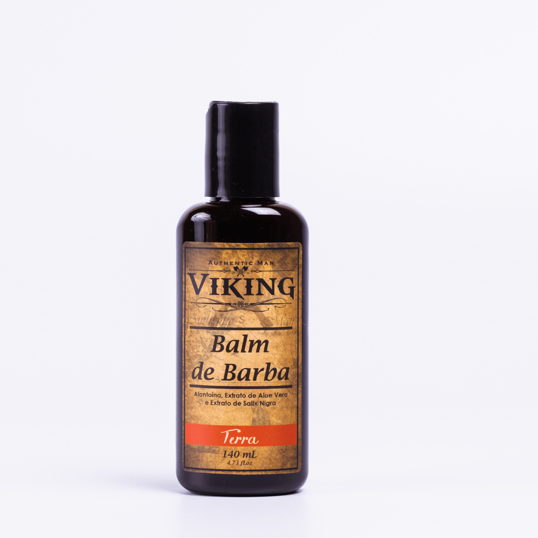Balm de Barba - Terra - Viking 140 mL