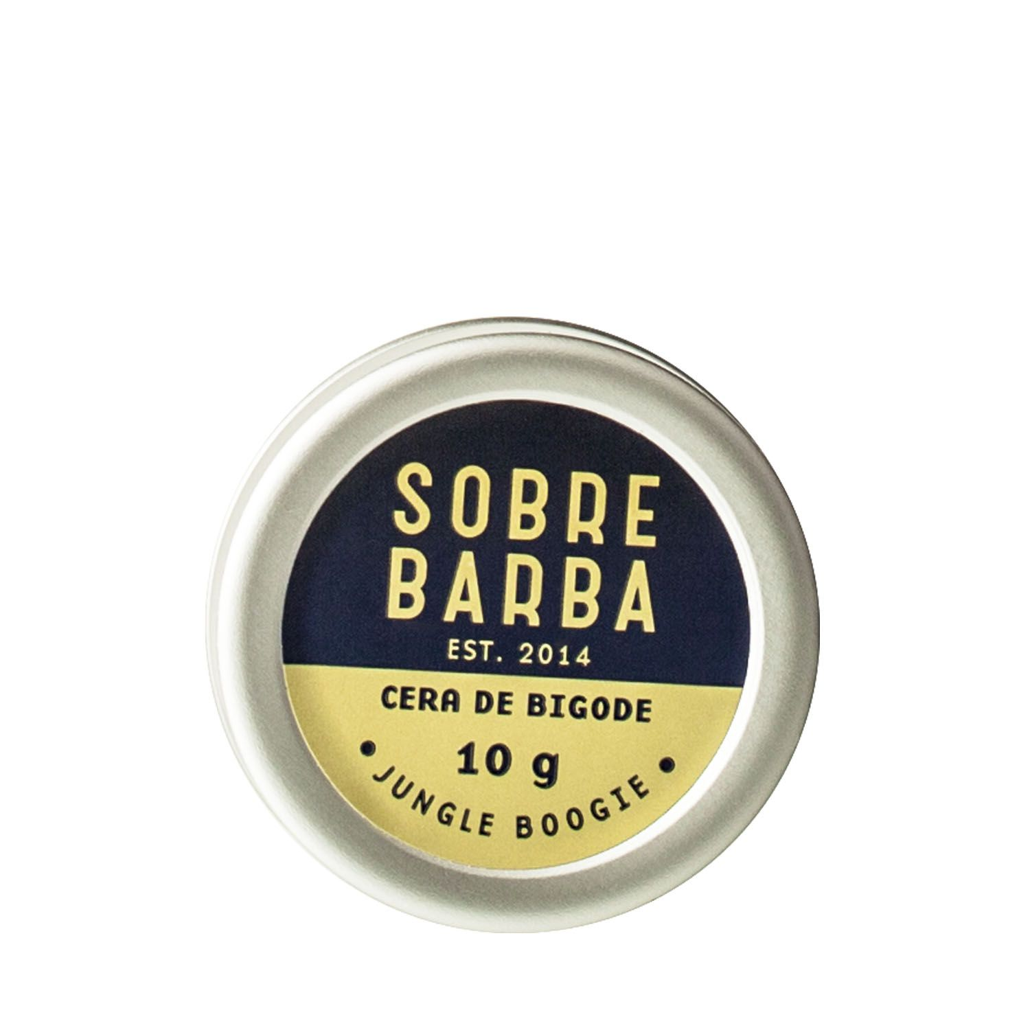 CERA DE BIGODE SOBRE BARBA JUNGLE BOOGIE 10g