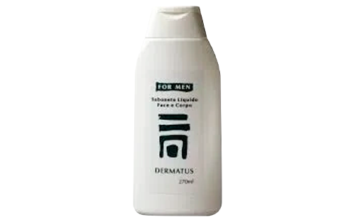 Dermatus For Men - Sabonete Face e Corpo