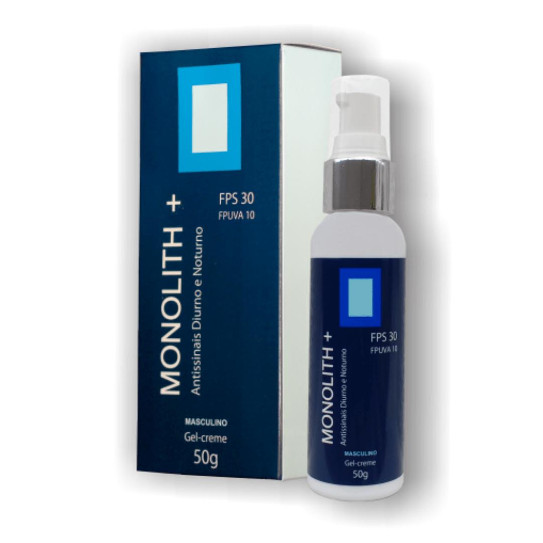 Monolith + Antissinais Diurno e Noturno FPS30 Futura Biotech - Rejuvenescedor Facial - 50g