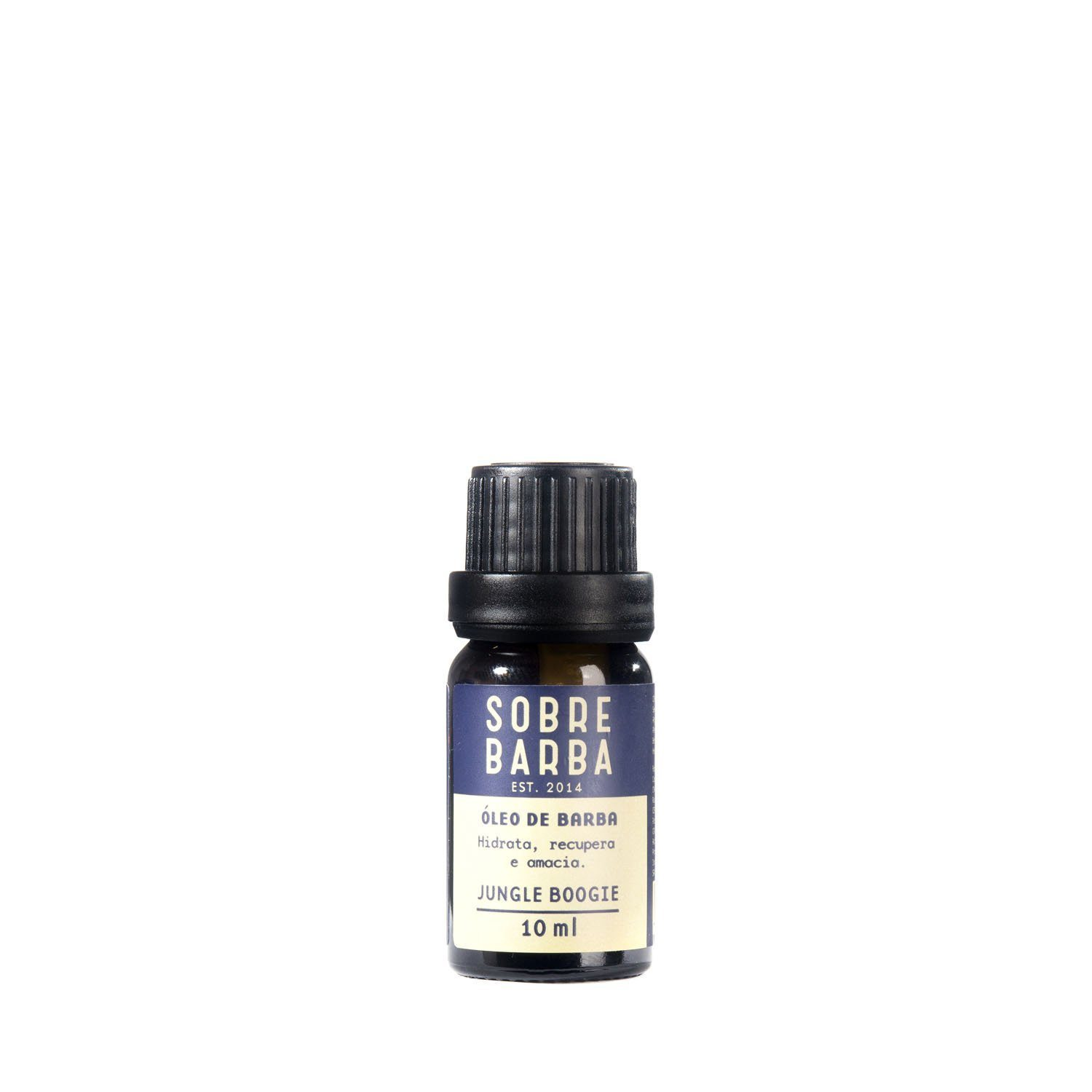 ÓLEO DE BARBA SOBRE BARBA JUNGLE BOOGIE 10ml