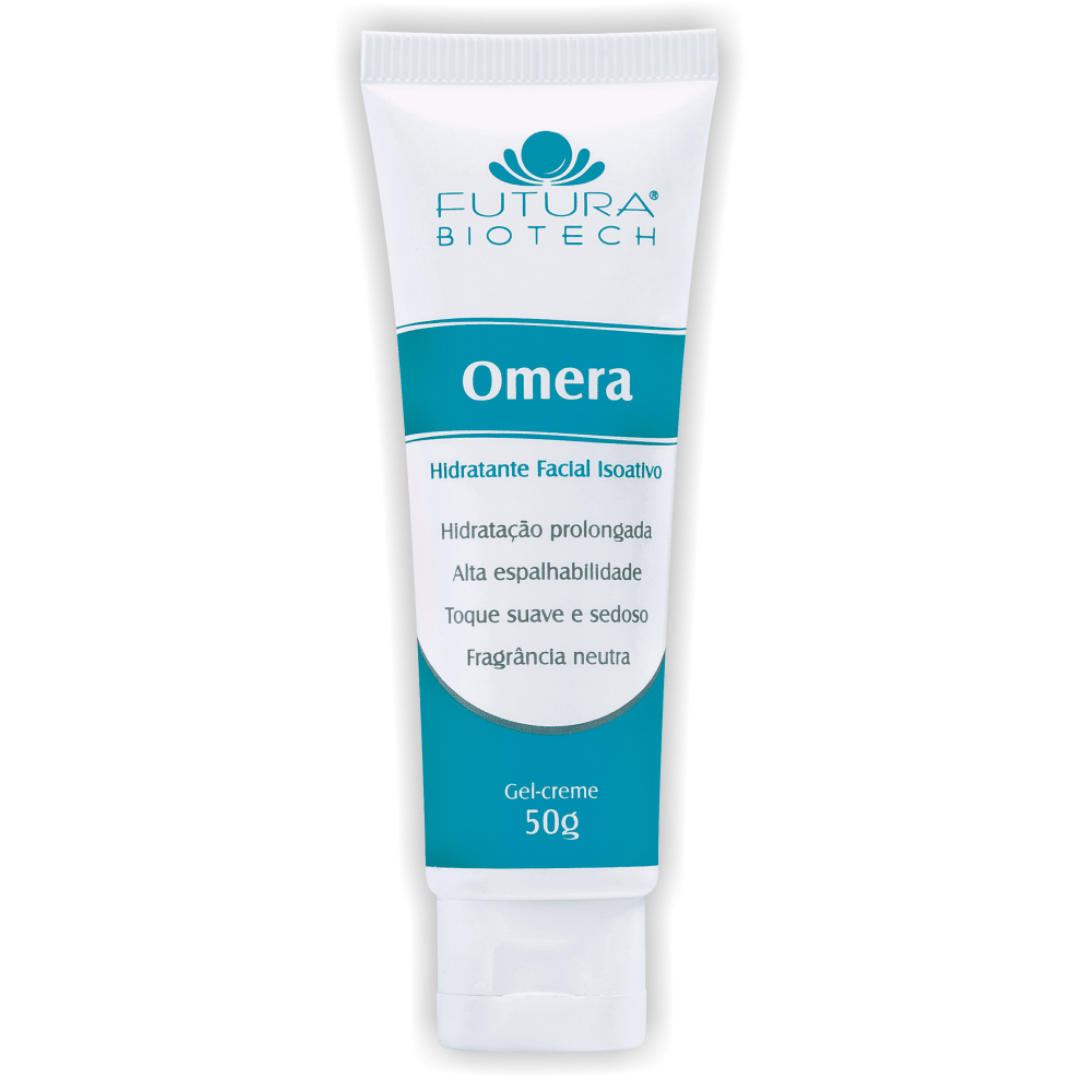 Omera Futura Biotech - Hidratante Facial - 50g