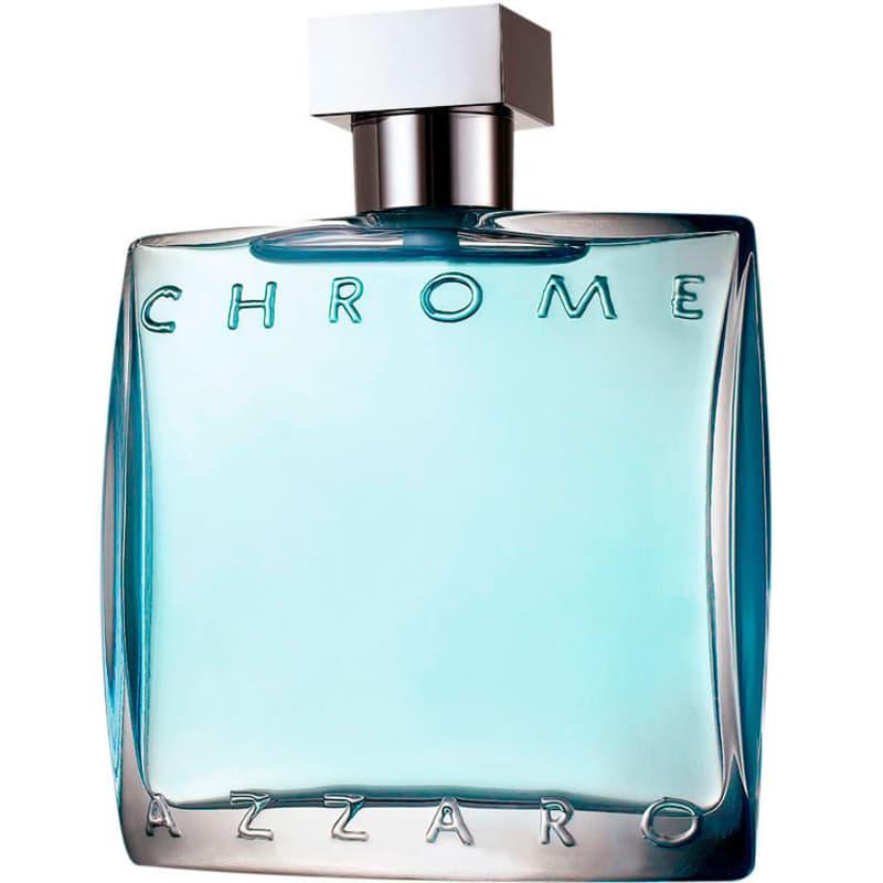 Perfume Azzaro Chrome Eau de Toilette - Masculino 50ml