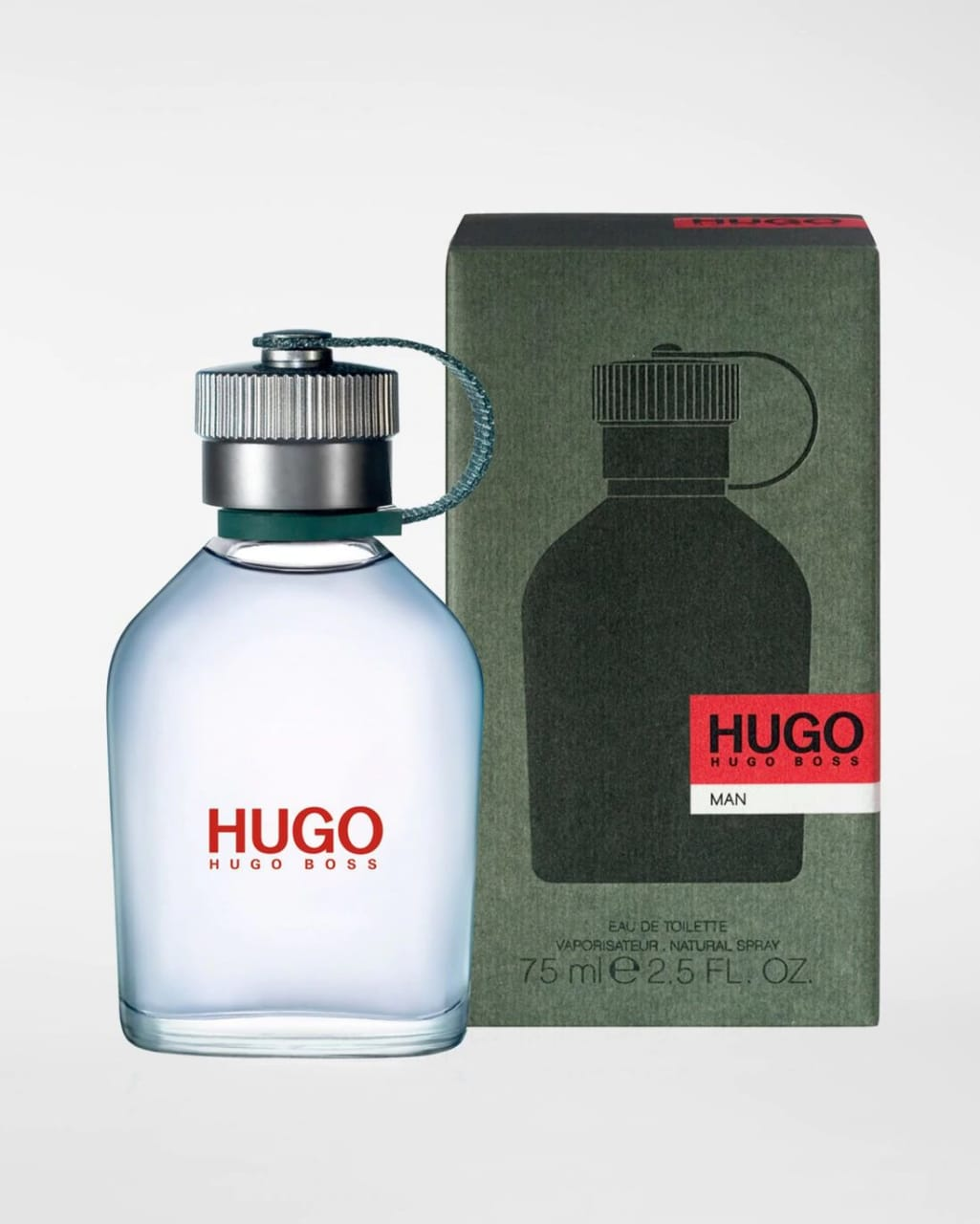Perfume Hugo Man Hugo Boss Eau de Toilette 75ml