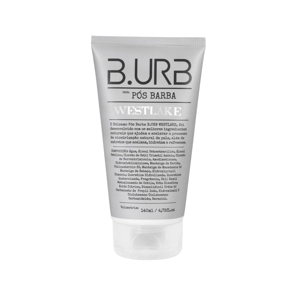 PÓS BARBA WESTLAKE 140ML
