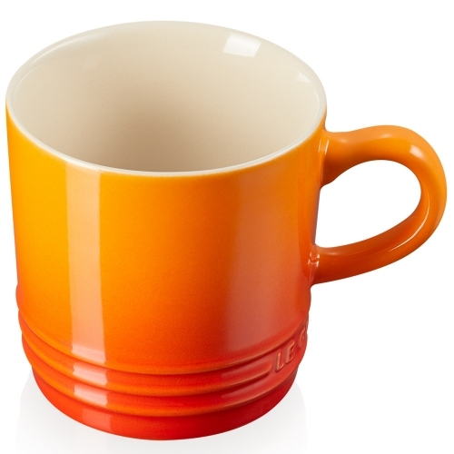 Caneca Cappuccino Laranja