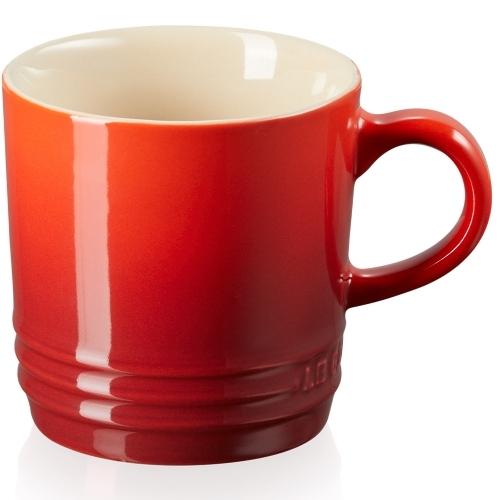 Caneca Cappuccino Vermelho