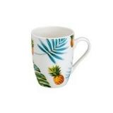 Caneca Porcelana Pineapplen