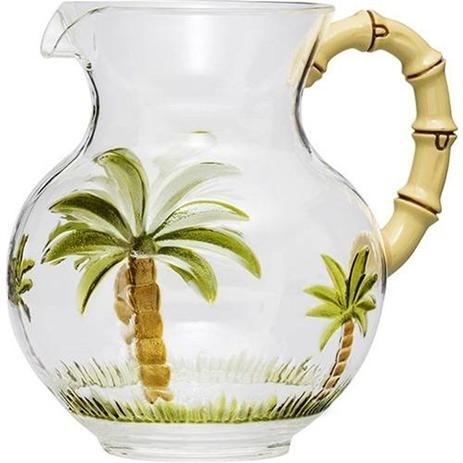 Jarra Cristal Palm Hand