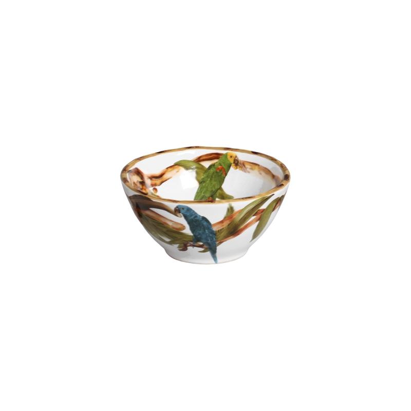 Jogo 06 Bowls Tropical BIrds