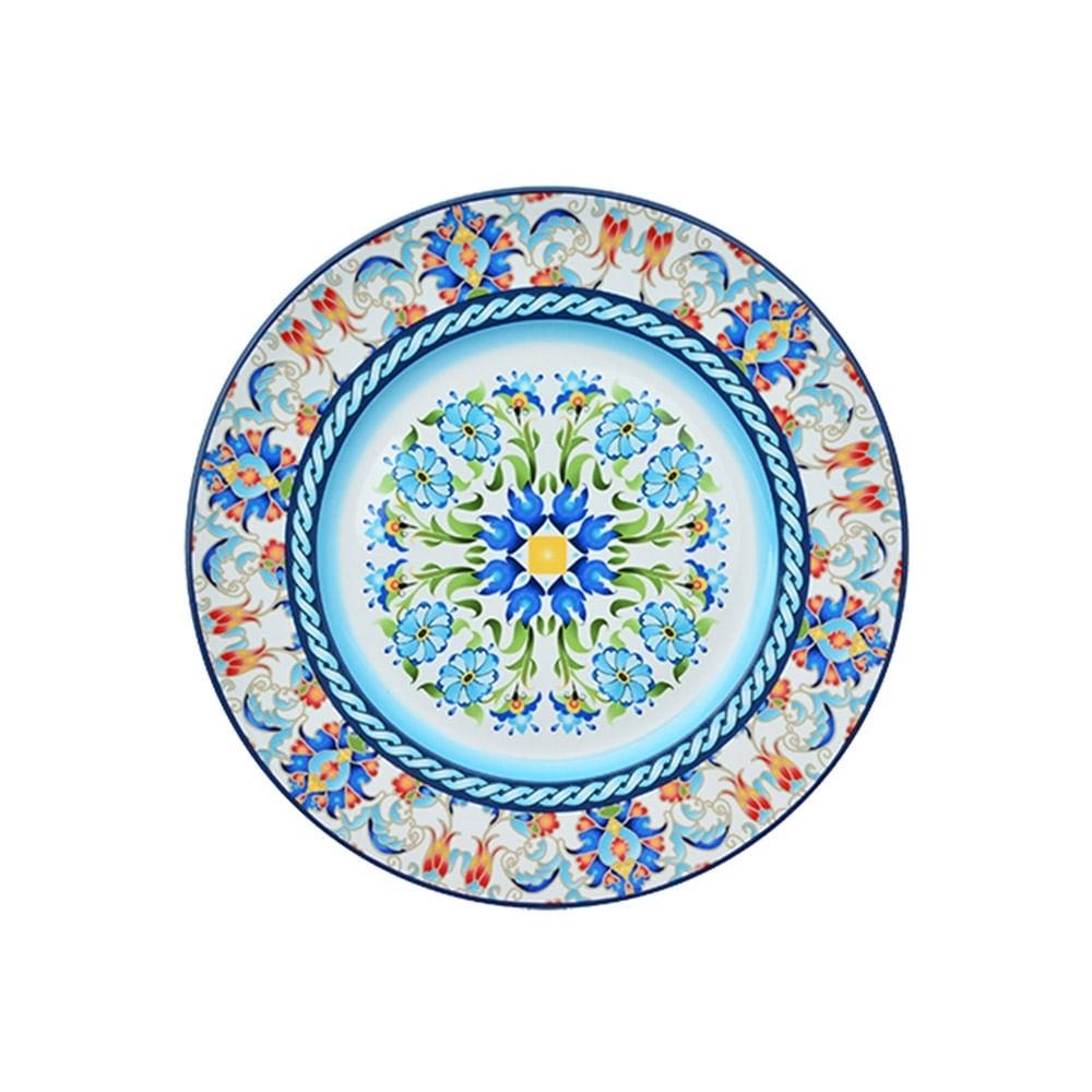 Jogo 06 Pratos Rasos Tunisia