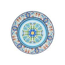 Jogo 06 Pratos Sobremesa Tunisia