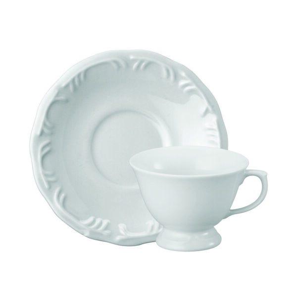 Jogo 6 Xícara Cafe Pomerode Branco