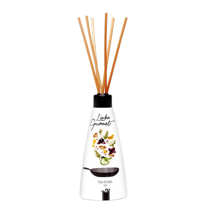 Óleo Difusor Aromas Aroma Gourmet