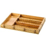 Organizador Perfil Bamboo P/ Talheres