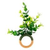 Porta Guardanapo Mini Ficus