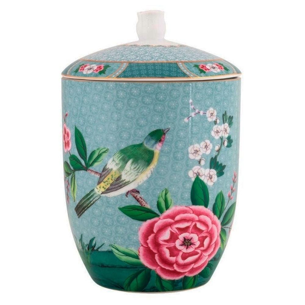 Pote Azul Birds Pip Studio