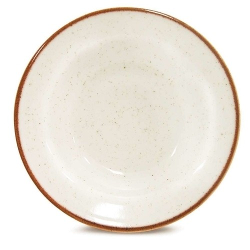 Prato Raso Corona 28,5cm Branco Unidade