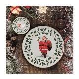 Prato Raso Papai Noel