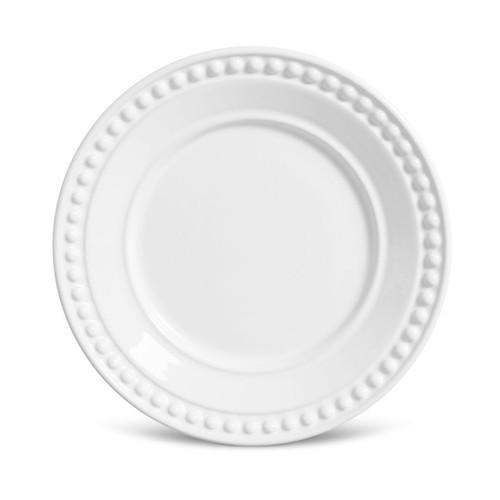 Prato Sobremesa Roma Branco Unidade