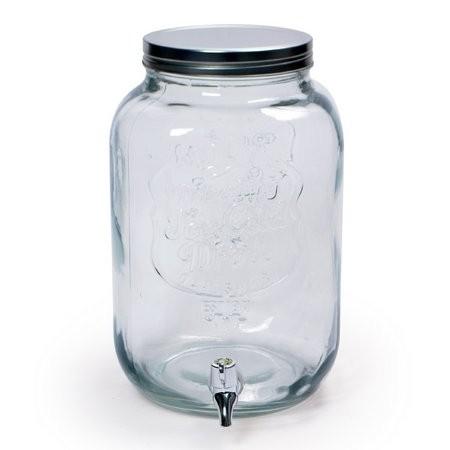 Suqueira De Vidro 7,5 Litros