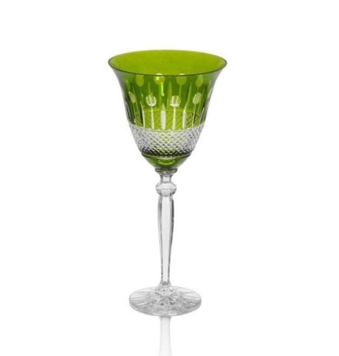 Taça de Vinho Verde Safira Unidade