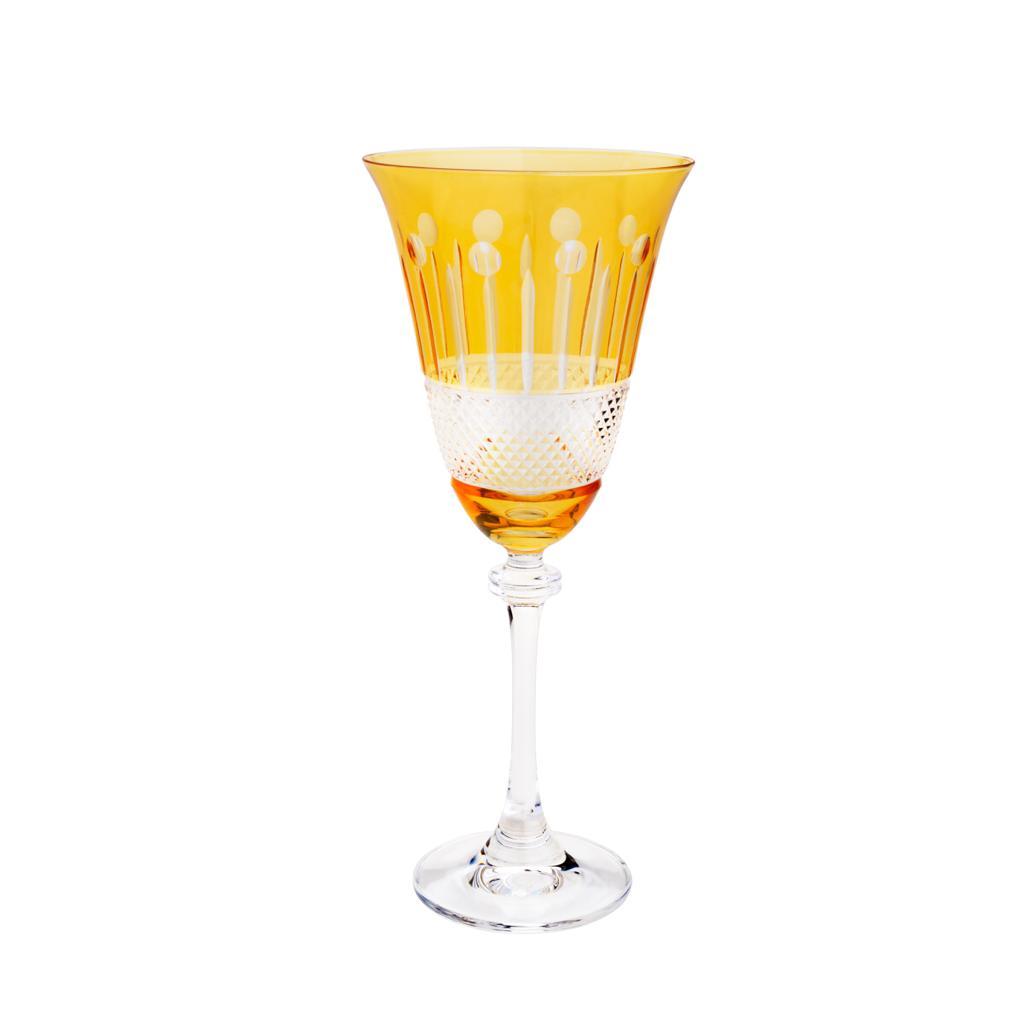 Taça Vinho Amber Unidade