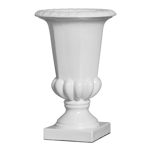 Vaso Taça Branco Gg