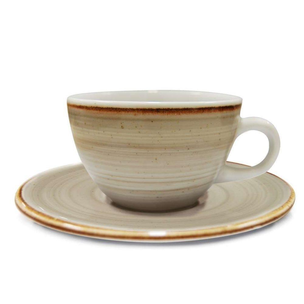 Xícara de Chá Corona Cinza Unidade