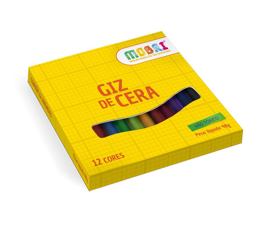 Casa de papelão para montar e colorir