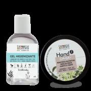 Álcool em Gel Higienizante e Manteiga para Mãos - Twoone Onetwo