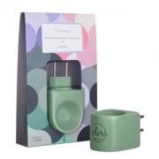 Aromatizador Elétrico de Ambiente - Colors Candy Verde - Via Aroma
