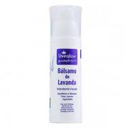 Bálsamo de Lavanda Hidratante Natural Orgânico - pele jovem e oleosa - Livealoe