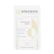 Bio Cristais de Quartzo - Esfoliante Mineral - Elemento Mineral