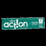 Creme Dental Vegano Anticárie - Menta Amazon - Ultra Action
