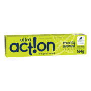 Creme Dental Vegano Anticárie - Menta Everest - Ultra Action