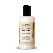 Creme Vegano Para Pentear Cacho Terapia - Twoone Onetwo
